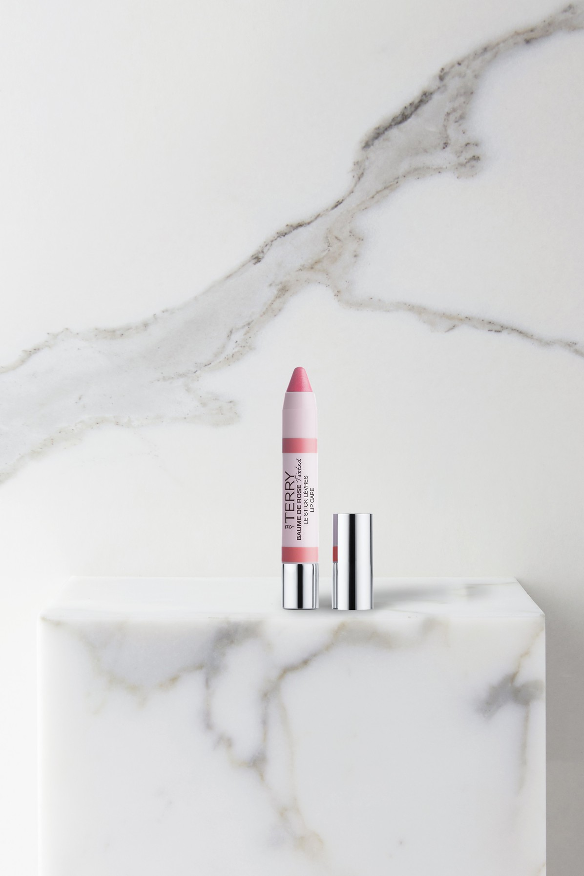 BY TERRY | Baum De Rose Tinted Lip Balm Pencil | Goxip