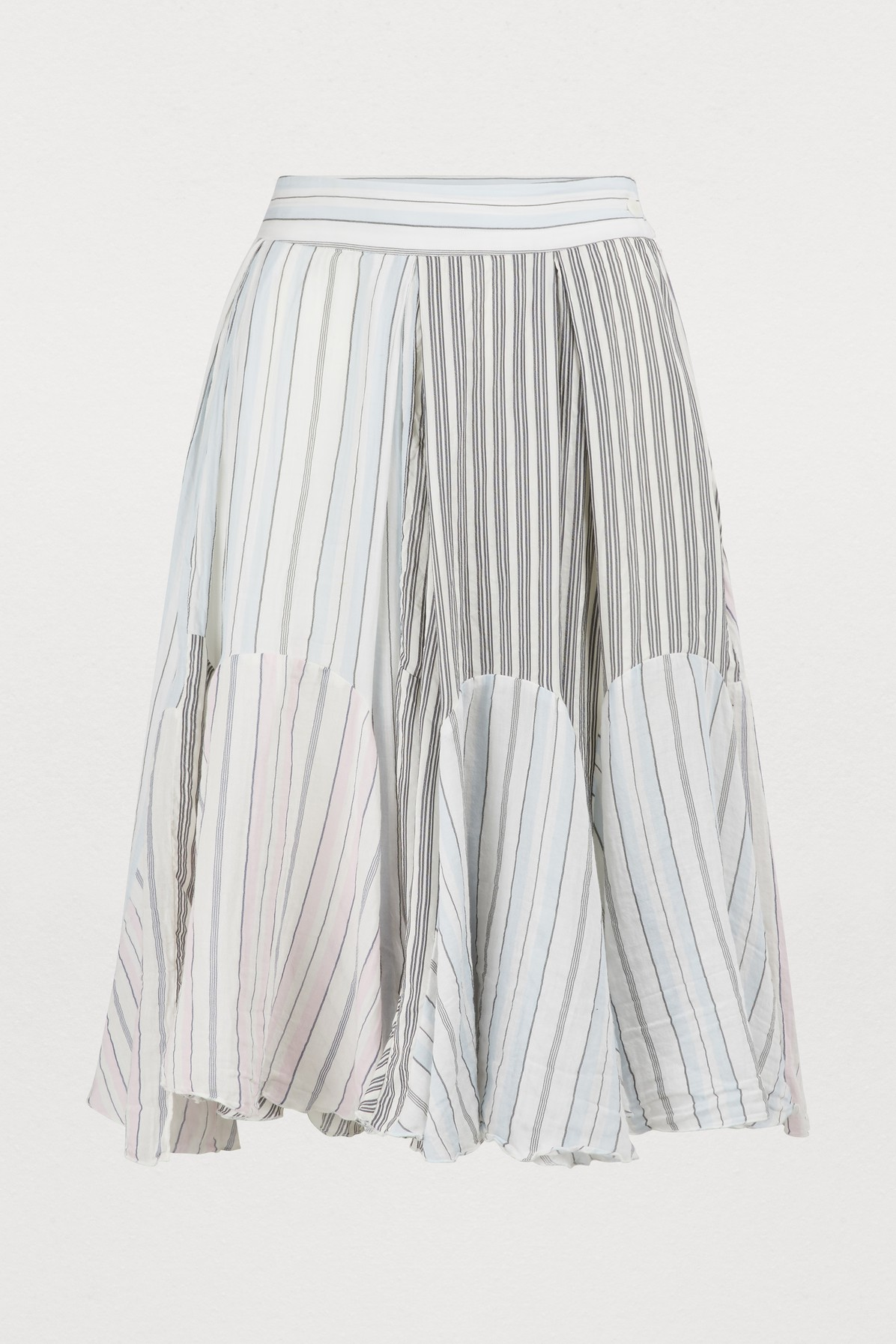 J.w.anderson Striped skirt