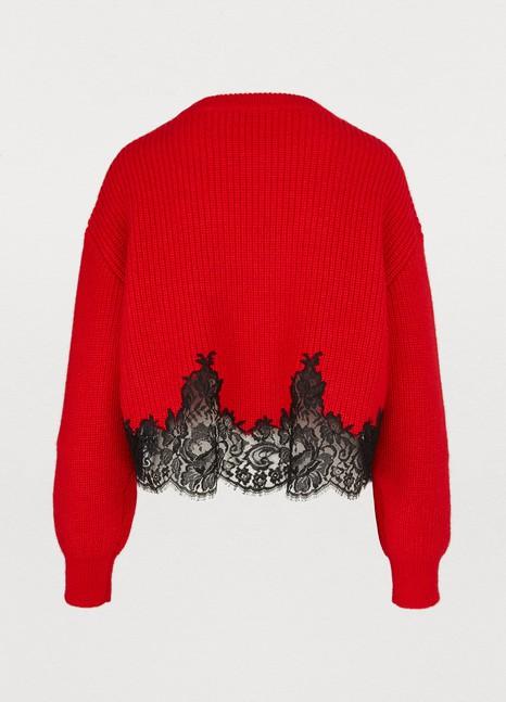 GivenchyCrew-neck pullover