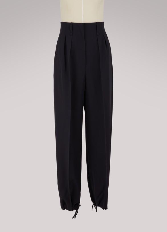Max MaraGiudea wool trousers