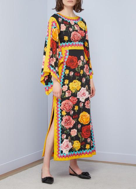 Dolce & GabbanaRobe kimono Flower