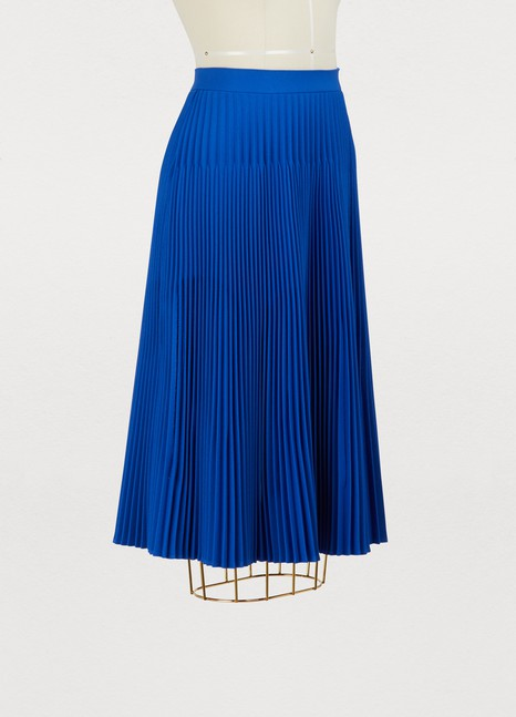 MAISON MARGIELA Pleated skirt