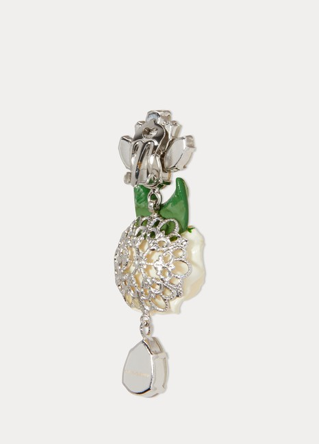 Dolce & GabbanaFlower earrings