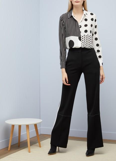 SportmaxVolare silk shirt