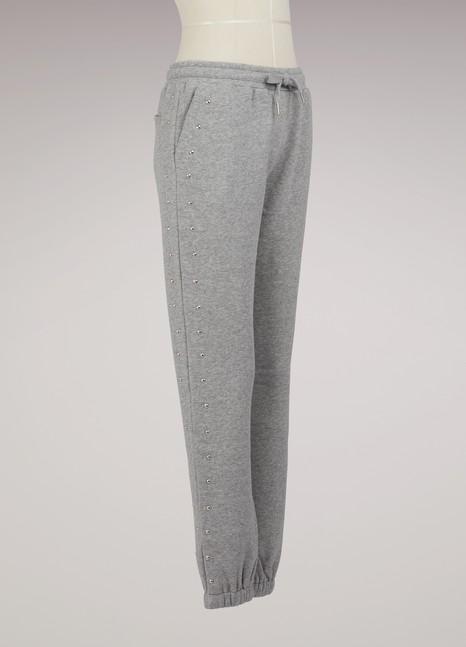 Zoe KarssenCotton Relaxed Sweatpants