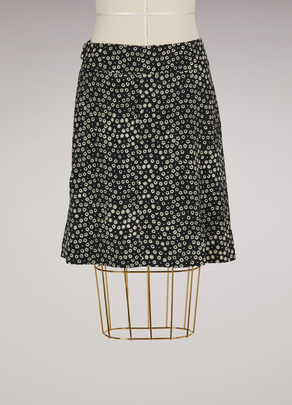 A.P.C. Sasha short skirt