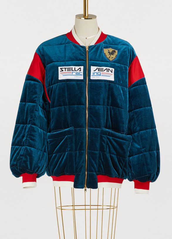 Stella JeanGiaccone Trapuntato jacket