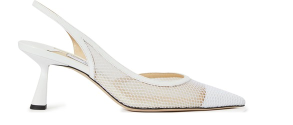JIMMY CHOO Fetto 65 slingback pumps