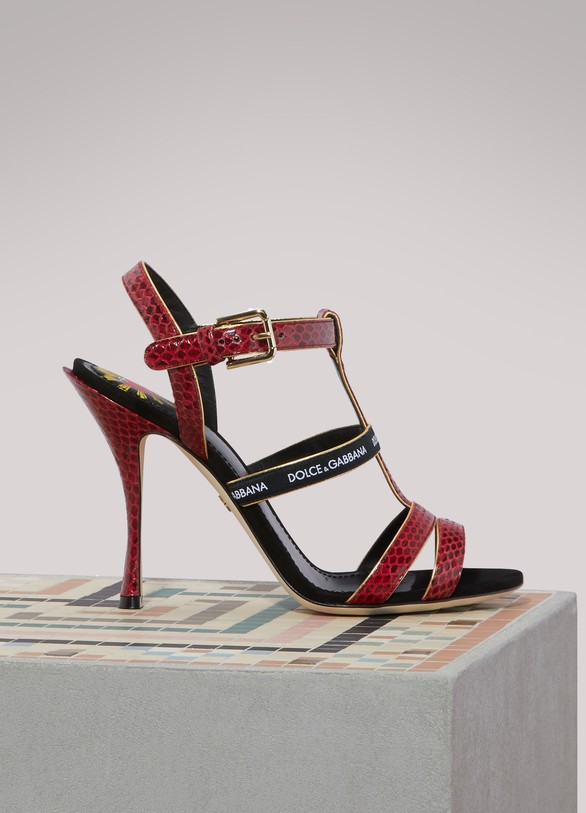 Dolce & GabbanaSandales Keira Ayers