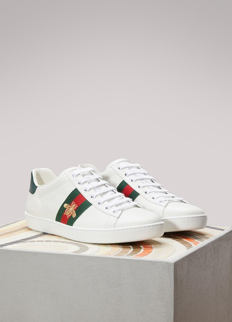 Gucci Baskets basses Ace brodées