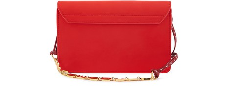 JACQUEMUSRiviera leather bag