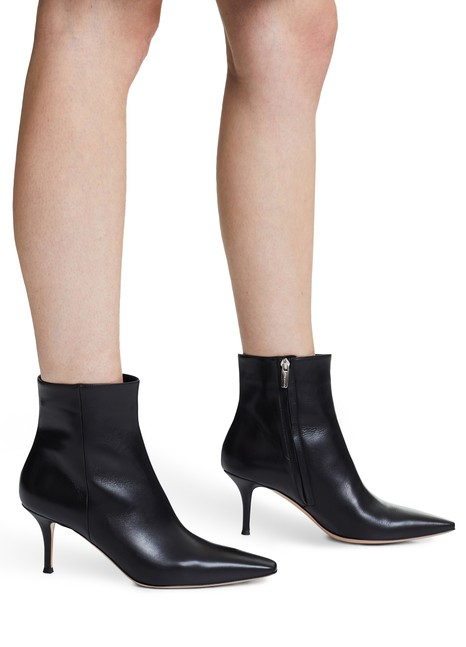 GIANVITO ROSSILeather ankle boots