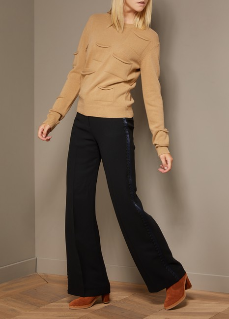 JW ANDERSONPull en laine aux poches multiples