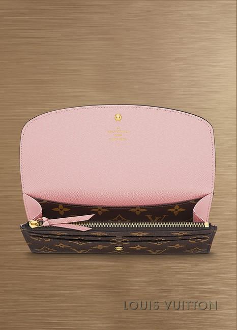 Portefeuille Emilie femme   Louis Vuitton   24 Sèvres 2a8506c2db3