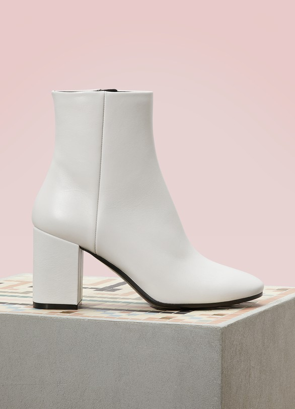 BalenciagaVille ankle boots