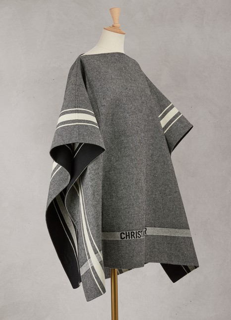 DIORCape en tweed
