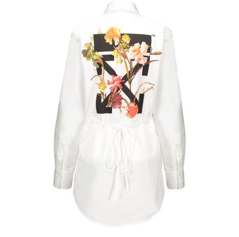 OFF-WHITEFlowers shirt