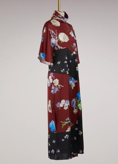 Acne StudiosDilona dress with flowers