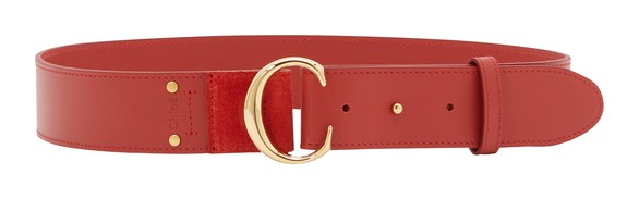 CHLOEBuckle belt