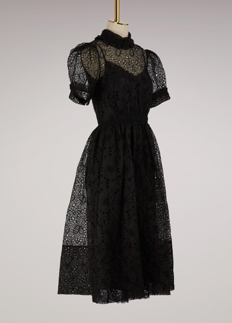 Simone RochaSmocked Waist Dress