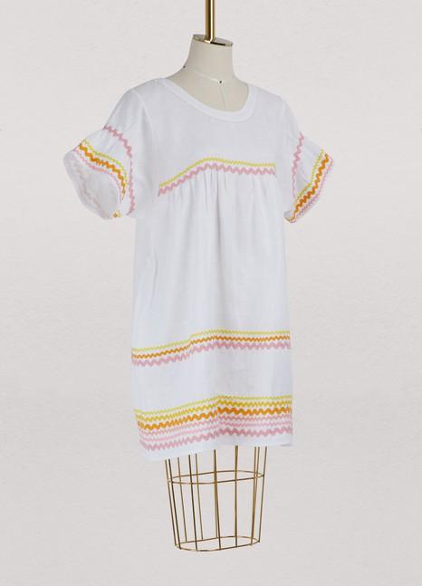 Lisa Marie FernandezFiesta linen dress