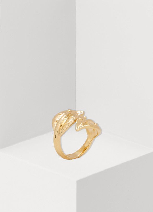 Chloé Leaf ring