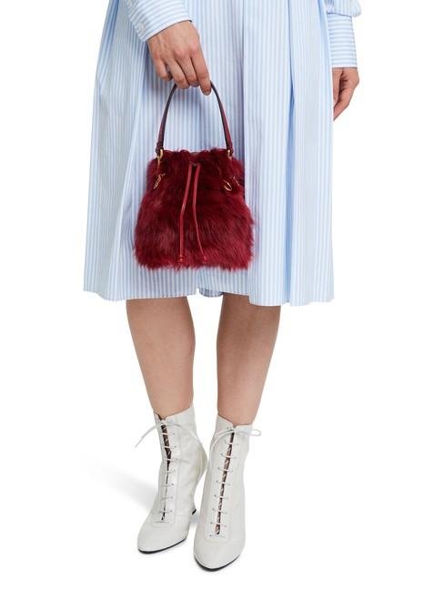 FENDIMon Trésor mini bucket bag