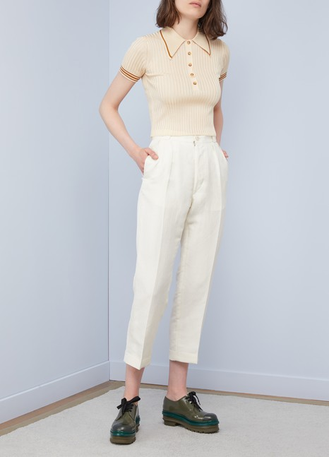 Acne Studios Shanita sheer top
