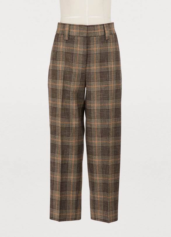 Acne StudiosWool suit pants