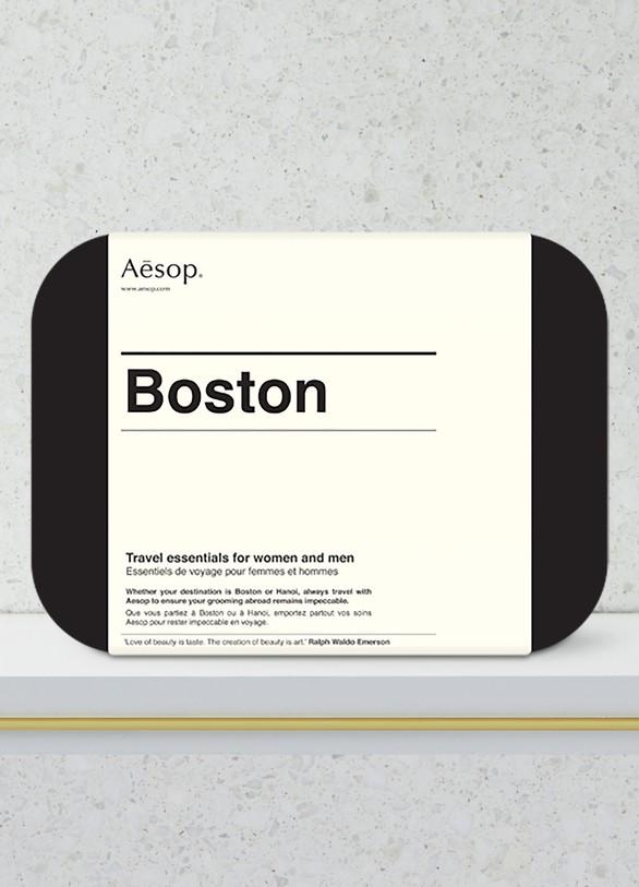 AESOPAesop Boston Essentials, travel format