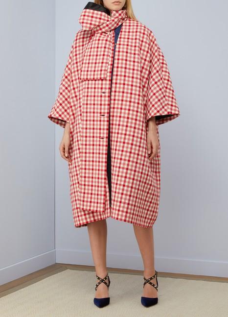 BalenciagaCristobal long coat