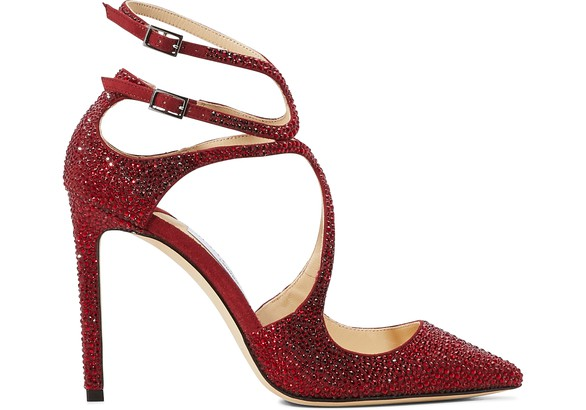 JIMMY CHOO Escarpins Lancer 100