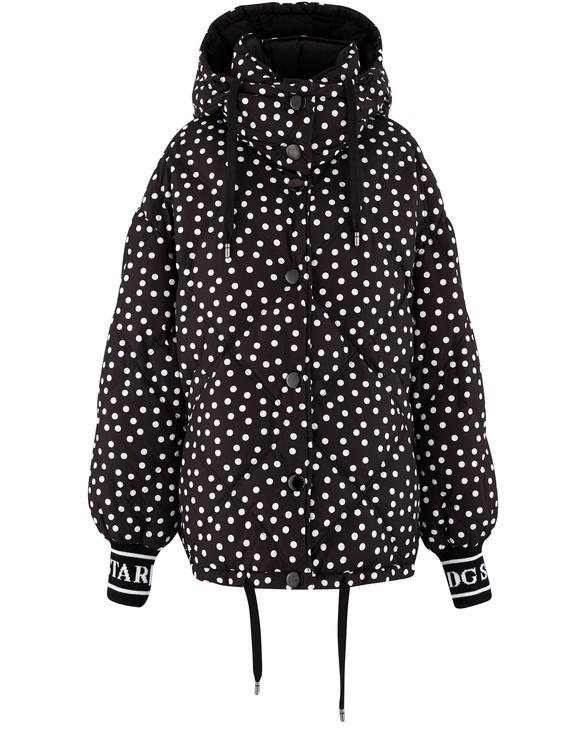 DOLCE & GABBANAReversible padded jacket