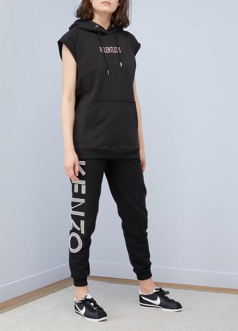 5a6b5c90 Women's Kenzo logo jogging pants | Kenzo | 24 Sèvres