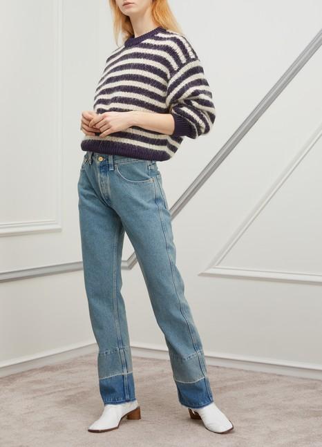 331a60b090b Acne Studios. Acne Studios Oversized striped sweater