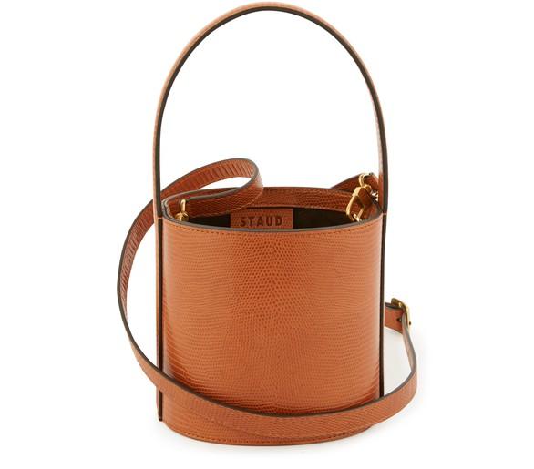 STAUDBissett mini bucket bag