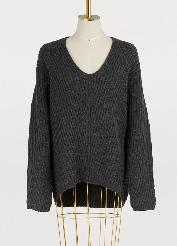 a12490467204f Acne Studios Deborah wool sweater