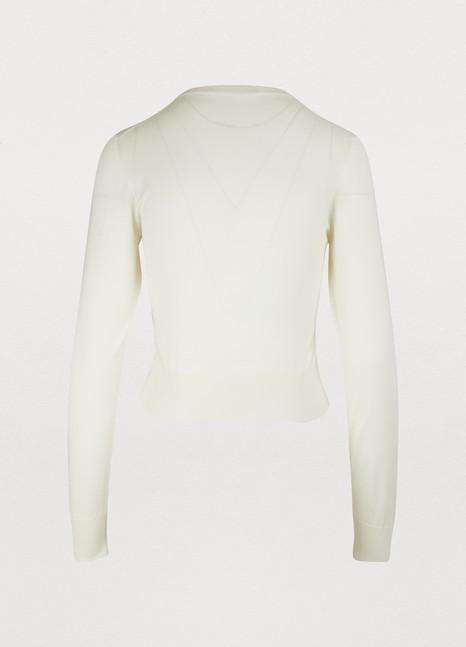 DOLCE & GABBANASilk sweater