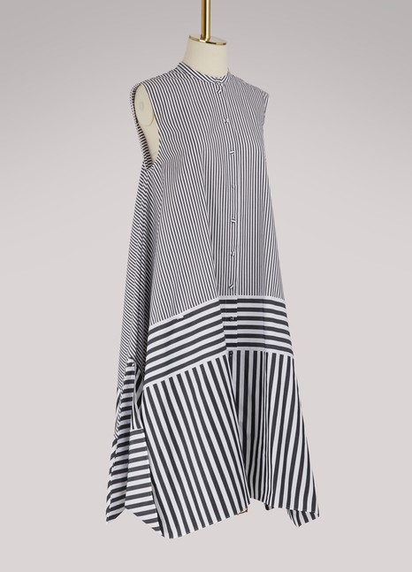 Ports 1961 Sleeveless cotton dress