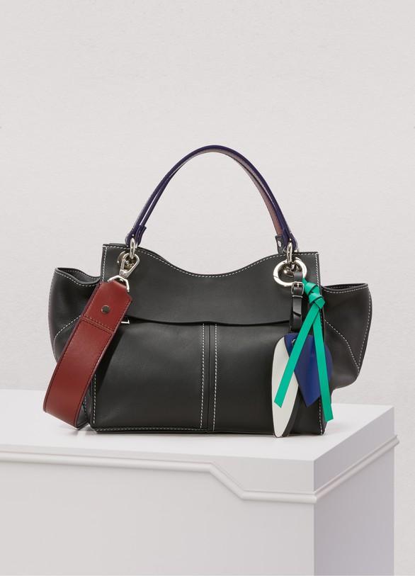 Proenza Schouler Curl Leather Handbag