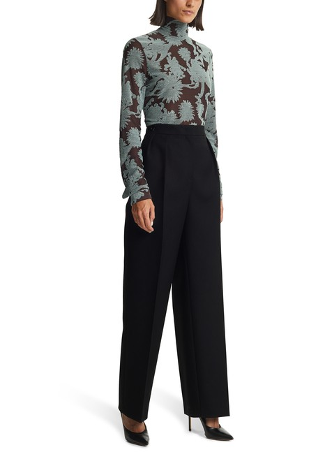 JIL SANDER Wool trousers