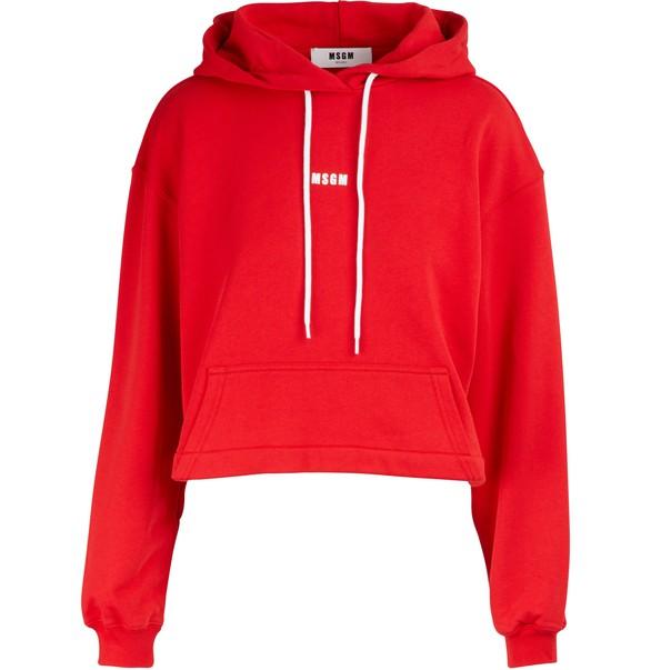 MSGMCotton sweatshirt