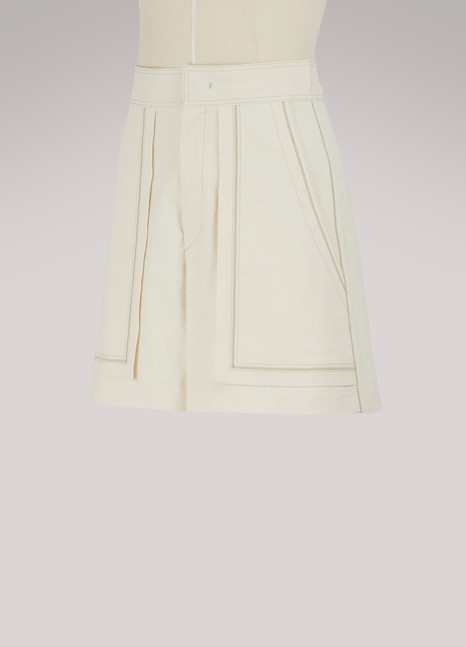 Isabel Marant Lucky cotton shorts