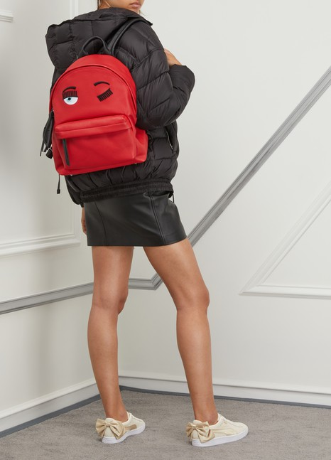 Chiara FerragniFlirting backpack