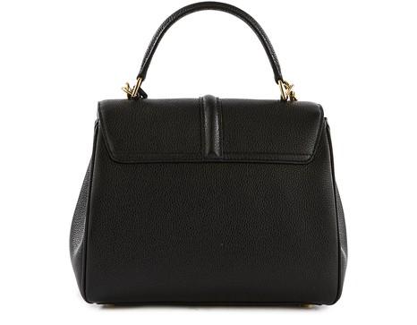 CELINE16 small model bag in grained calfskin leather