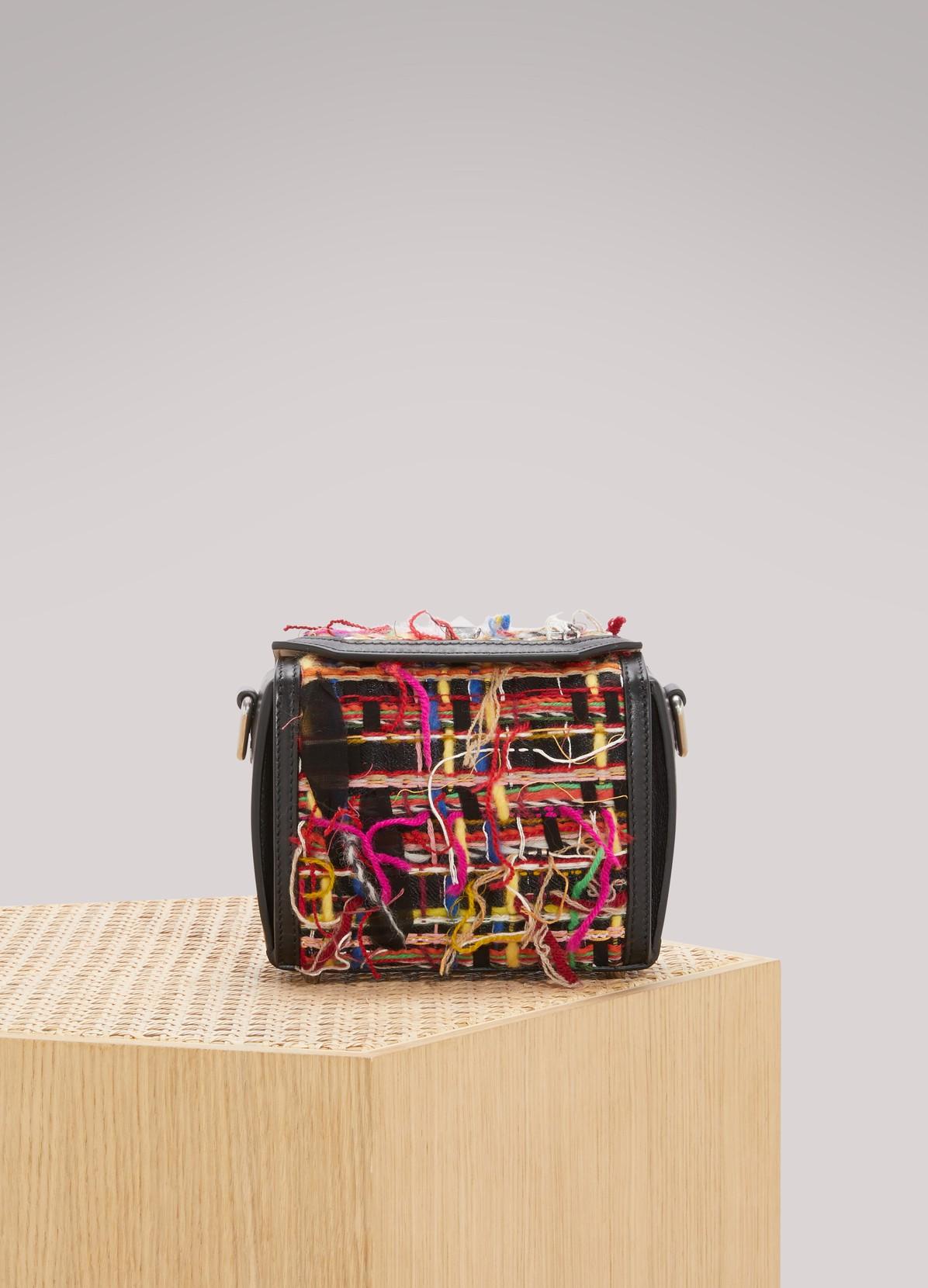 ALEXANDER MCQUEENLeather Box Bag 16