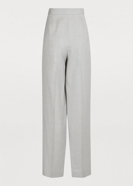 STELLA MCCARTNEYWide-leg dress pants