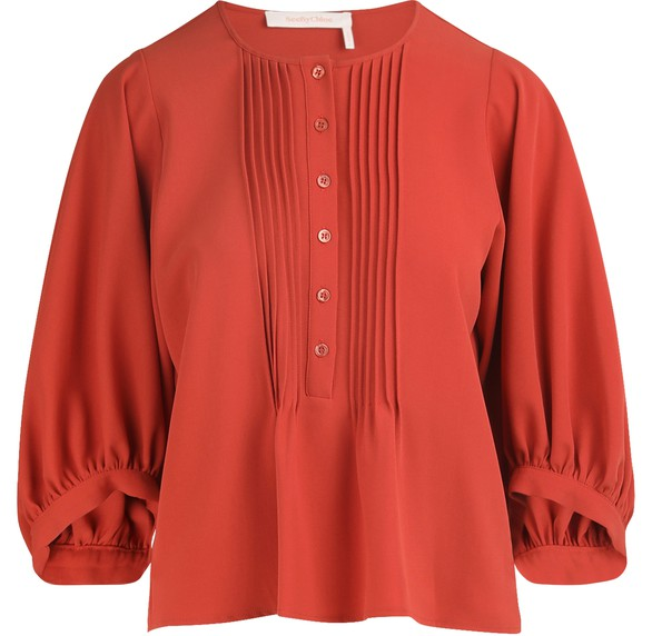 SEE BY CHLOEButtoned blouse