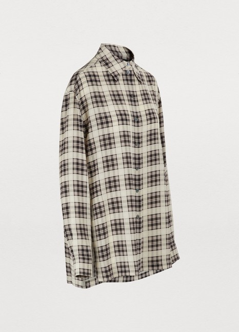 MARC JACOBS Silk shirt