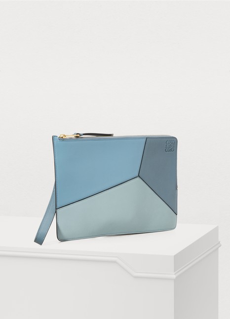 Loewe Puzzle Flat Pouch